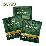 Ucc Coffee One Pack Head Picks Integrated Dripping Bag Coffee