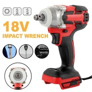 Cordless Cordless Drill For MAKITA BIW12-0 18V Li-Ion 1/2  Impact Wrench Body Only Impact drill