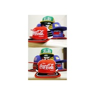 PEPSI VINTAGE CAP TRUCKERS SNAPBACK TAGGING MADE IN USA