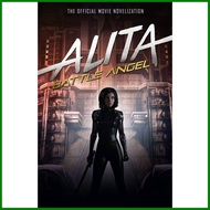คุณภาพ จาก  Asia Books หนังสือภาษาอังกฤษ ALITA: BATTLE ANGEL – THE OFFICIAL MOVIE NOVELIZATION