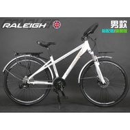 bike-RALEIGH Lanling 30-speed station wagon long-distance bike variable speed ultra-light male and female student racing