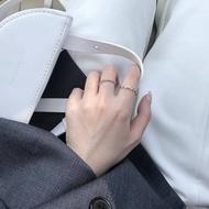 {Ready Stock}cincin silver 925 original anniversary gift cincin couple couple ring rings cincin silver perempuan adjusta