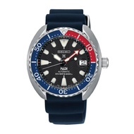 Seiko Prospex and PADI Air Diver Special Edition Blue Rubber Strap Watch SRPC41K1