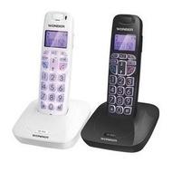 【旺德】DECT數位2.4G單支無線電話,WT-D05~~可店到店喔~免運!!