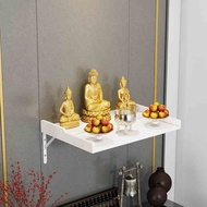 Wall-mounted Buddhist altars and cabinets, altars, altars for the god of wealth, shelf, Guan Gong, Guanyin, and Buddha altars