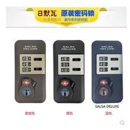 เหมาะสำหรับRIMOWA Maintenanceกระเป๋าลากอุปกรณ์เสริมล้อสากลTSA006 Combination Lockกระเป๋าเดินทางล้อ