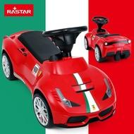 現貨免運 法拉利 Ferrari 488GTE 兒童學步車 寶貝滑步車 嚕嚕車 扭扭車寶寶玩具車溜溜車助步車滑行車童車