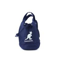 KANGOL 側背包 肩背包 深藍色 6925300787 noA30