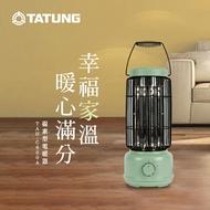 【有購豐-原廠公司貨】TATUNG 大同 復古風遠紅外線碳素電暖器 電暖爐(TAH-C600A)