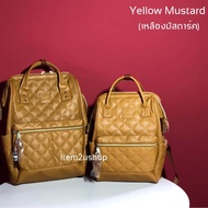 Anello Quilting backpack ของแท้ 100%