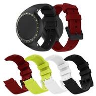 適用于Ticwatch S智能手表硅膠錶帶ticwatch s運動款錶帶tpu腕帶