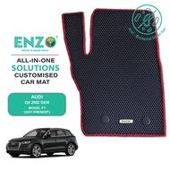 ENZO Car Mat - Audi Q5 2nd Gen Model 80A (2017-Present)