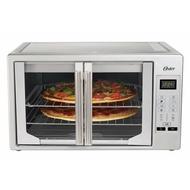 美國Oster-微電腦42L法式雙門烤箱