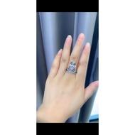 扭臂牛角系列/莫桑石/莫桑鑽/女戒/鑽戒/鑽石/戒指/男戒/結婚戒指.情侶戒.訂婚戒.1.2.3克拉