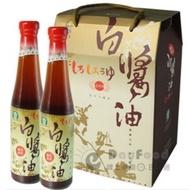 【西螺農會】日式白醬油 6瓶(400ml/瓶)