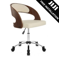 JIJI Office Supervisor Chair Ver 3 (Free Installation) - Office chair/Study chair/Gaming chair/Ergonomic/ Free 12 Months Warranty (SG)