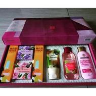 全新 韓國LG身體保養清潔限量禮盒 七件組 超低價 只有一盒 平均一件不到70元