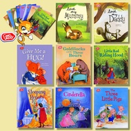 8 Books/set Chad Valley Warm Children's Early Education Story Books Set English Books Montessori Educational Toys for Children
