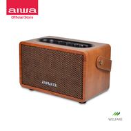 AIWA Retro Bluetooth Speaker ลำโพงบลูทูธพกพา