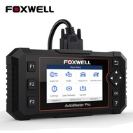 FOXWELL NT614 Elite OBD2 Scanner support for Perodua and proton Auto Car Diagnostic Scan Tool Engine ABS SRS AT Oil EPB Reset ODB2 OBD Code Reader Lifetime Free Update Online