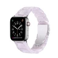 ใช้Iwatch6/SEน้ำหอมขนาดเล็กเรซิ่นสร้างสรรค์สายคล้องApplewatch Appleสายคล้อง12/3/4/5รุ่น