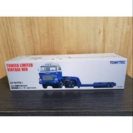Tomica Limited Vintage 日野 HINO 重機運搬