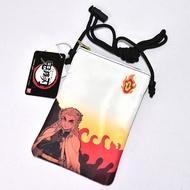 鬼滅之刃 煉獄杏壽郎 手機側背包, 手機包, 證件包 BANDAI 日本正版