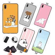 We Bare BearsWallpaper For iphone se xr 8 xs 8plus Phone Case