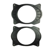 "Car Rear Door Speaker Auto Adapter Plate Rings 6.5"" for Toyota Camry Corolla"