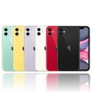 Apple iPhone 11 128GB 防水機 ※送玻保+保護套+Lightning1.2M充電傳輸線※