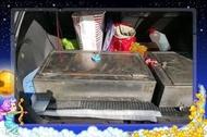 貨車 厚 白鐵工具箱 85新 置物箱 工具箱 白鐵 附鎖 白鐵箱 一大一中 二手貨
