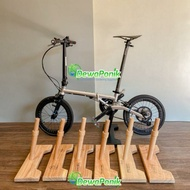 Standard Bicycle Folding Brompton Bike Stand Can Other Brands Birdy / Element / Pikes / Fnhon / Dahon