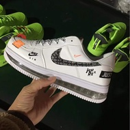 Jay Chou The same Nike Air Force One Skateboard Shoes Trend All-match Men's and Women's Couple Shoes Denim Air Cushion