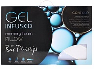 Gel Infused Memory Foam Pillow Contour
