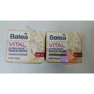 Balea 熟齡肌膚日霜50ml Balea Vital aufbauende Tagescreme (50ml)