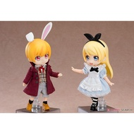 GSC 黏土人娃娃 黏土娃 愛麗絲 + 白兔 合購