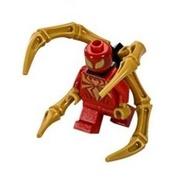 LEGO 76037 鋼鐵蜘蛛 全新