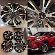 """Lexus 原廠 18寸 鋁圈 18"""" 7.5J 5/114.3"""