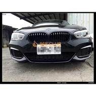【德研國際】全新 BMW F20 LCI M-TECH M135 大包總成(前保+後保+側裙),台灣 AN 製