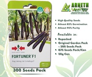 EGGPLANT FORTUNER F1 SEEDS BY EASTWEST