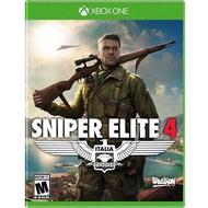 【Microsoft 微軟】XBOX ONE 狙擊之神 4 英文美版(Sniper Elite 4)