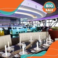 Buffet Lunch at Atmosphere 360 Revolving Restaurant KL Tower