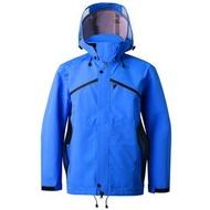 T-TEK全球最透氣防水外套(進氣對流式)-海軍藍