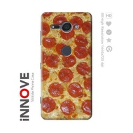 เคสมือถือ Sony Xperia XZ2 Compact ลายพิซซ่า Pizza Case For Sony Xperia XZ2 Compact