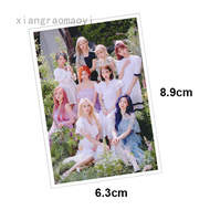 Xiangraomaoyi Sangjie 30PCs TWICE - More & More - Official Photocards KPOP TWICE Photocards