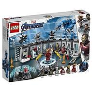 樂高LEGO 76125 SUPER HEROES 超級英雄系列 - Iron Man Hall of Armor