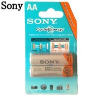 【坤騰國際】SONY NI-MH AAA 4號 4300mah低自放鎳氫充電電池(兩顆一組裝)