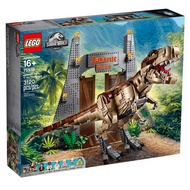 Tansh LEGO 75936 JURASSIC PARK: T. REX RAMPAGE