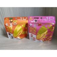 日本 限定 森永 大嘴鳥 大玉巧克力球 草莓 焦糖牛奶 54g