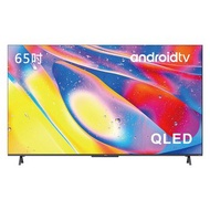 """TCL 65"""" 65C725 4K QLED Android液晶"""